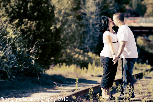 Wendi & Jason {Baby Blessings}