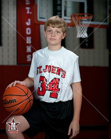 2011-11-16 Portraits Basketball Boys MS + US