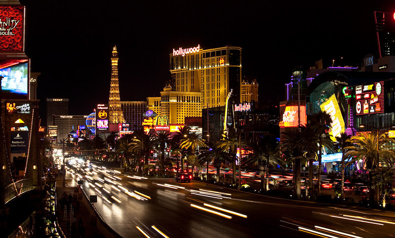 Strip of Las Vegas