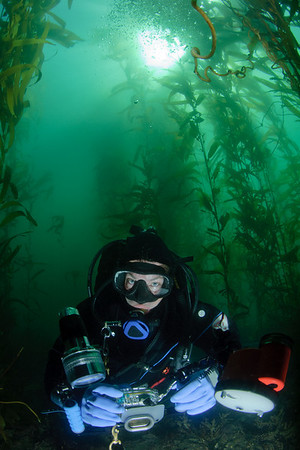 Anacapa on Spectre Dive Boat 11-26-10