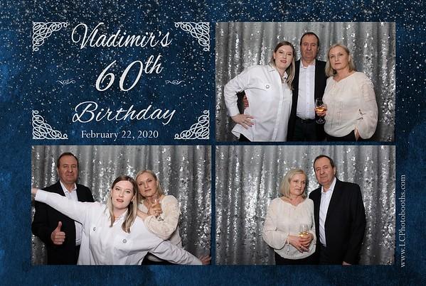 Vladimir's 60th Birthday