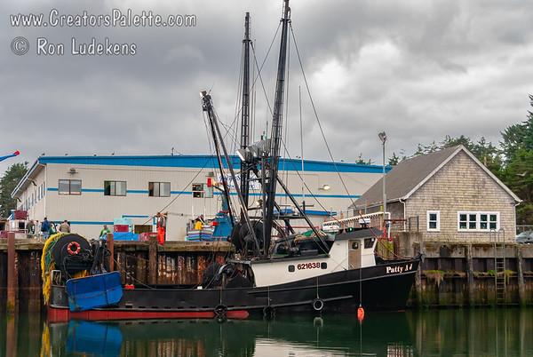 Coos Bay & Charleston Fishing Boats