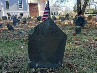 Zephaniah Fuller Grave