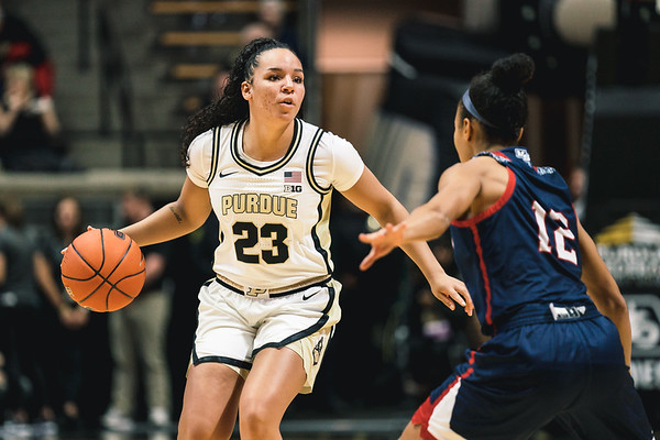11-03-19 Purdue WB vs. Southern Indiana