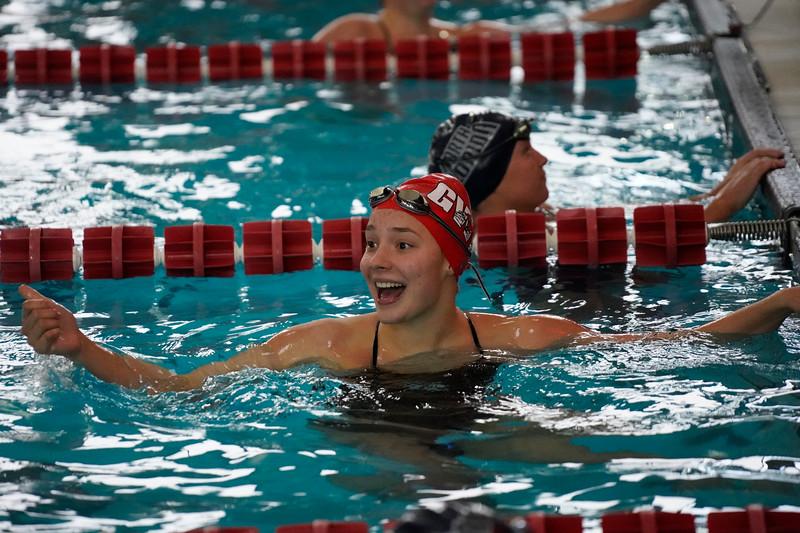 Women's Swimming vs. North Florida