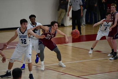 12/2/18: Boys' Varsity Basketball v Canterbury
