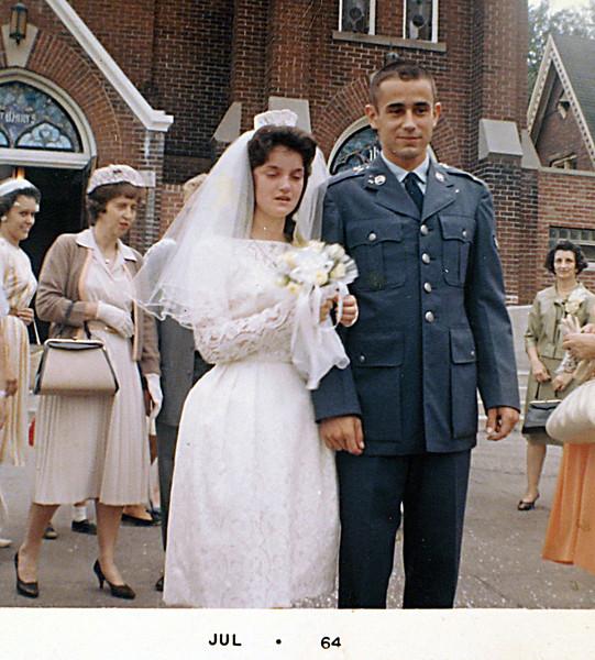 Ed & Lynns wedding day.JPG