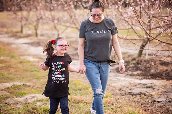 Peach blossoms Feb 2021 - Dear