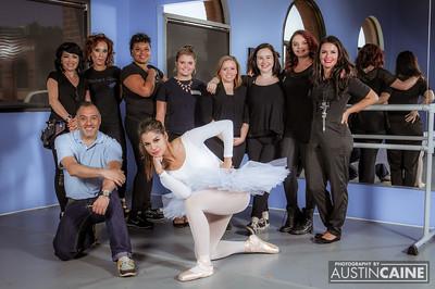 Luis Machicao: Ballet