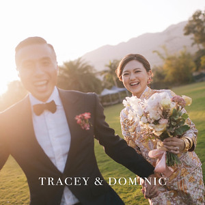 Wedding Day - Tracey and Dominic ( St Teresa Church )