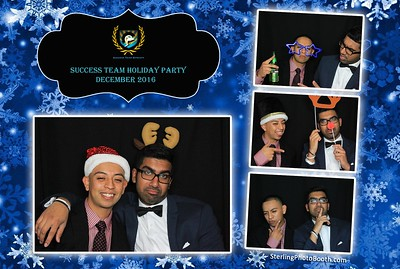 Success Team Holiday Party