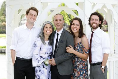 Ceremony Family - April 2018