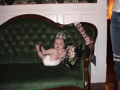 Savannah 6 months
