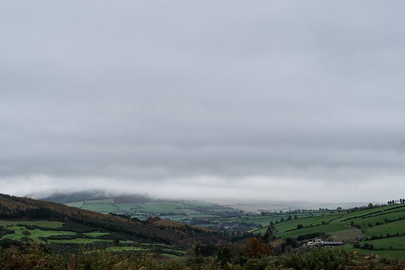 10/26/2017 landed 9am Dublin, drove through Glendalough