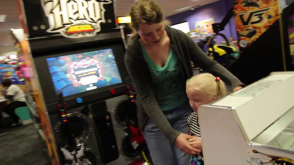 Chuck-E-Cheese April 2012