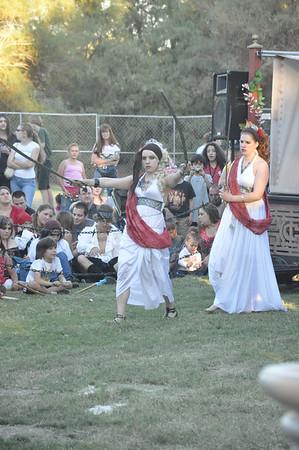 Gladius Evening Show:  Sword Dance 9 October 2010
