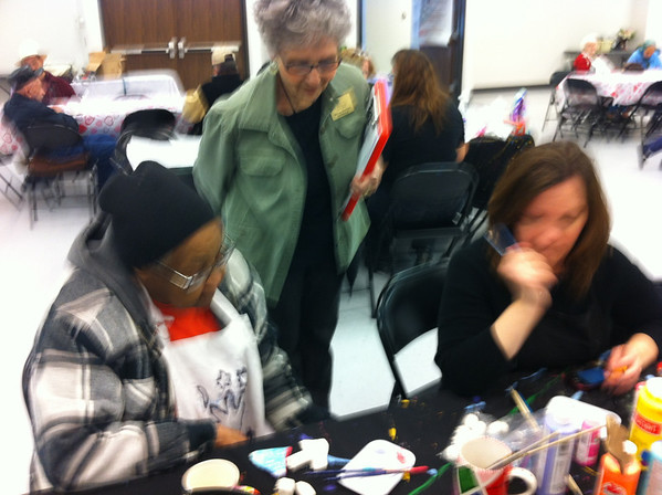 Fort Bend Seniors Meals on Wheels
