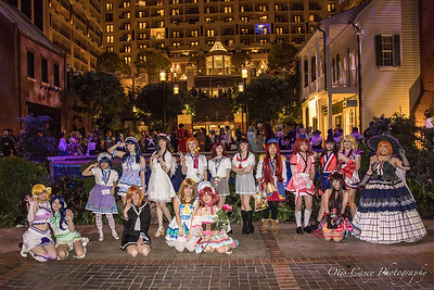 Katsucon 2018 Love Live Idol (Sat)