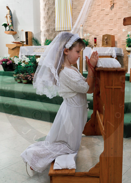 Sacred Heart First Communion 5419