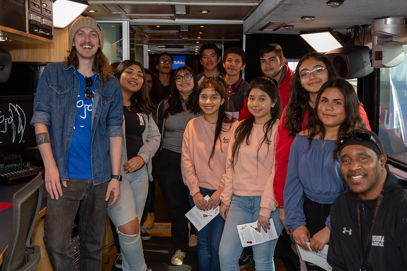 2019_02_01, Bus, CA, Interior, Pomona, Pomona High School, Ryan Hillsinger