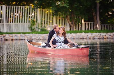 Ashley & Sam October 2011
