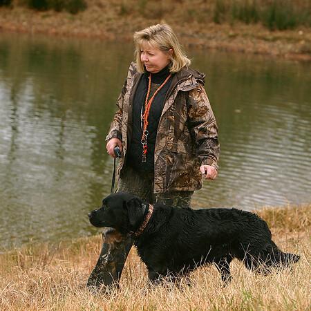 Debra --Waterdogs