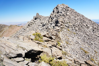 Highland Peak 10,995', September 2018