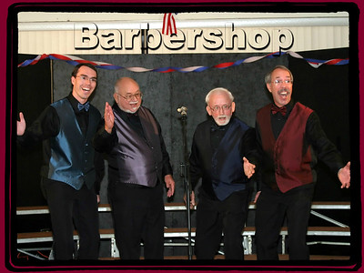 Barbershop (click for more) Sang bass with the Bloomington Chorus since 1970