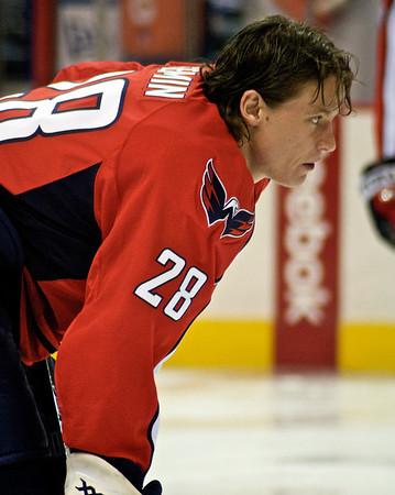 Caps vs Leafs (1/2) (March 5, 2009)