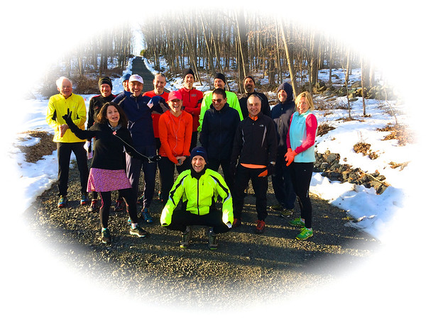March 16th Sunday Run - Town Park Loop Trails