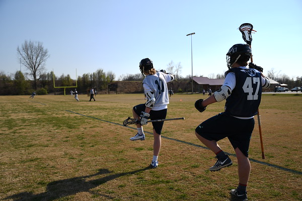 Lacrosse Practice 3/23