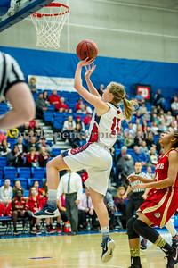 Basketball GSHS vs JudgeM 2-24-2016