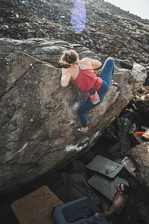 Milestone Boulders 03/21