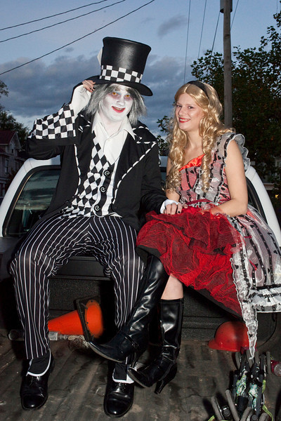 #184 Caufield's Halloween Parade, 10/14/11