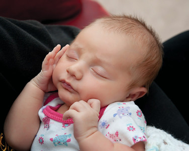Kyla Nicole Tomicich - Two Weeks Old