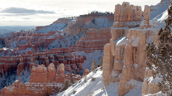 Inspiration Point, Bryce National Park,Utah