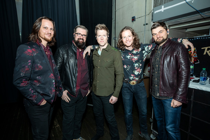 Home Free performs at the Honeywell Center