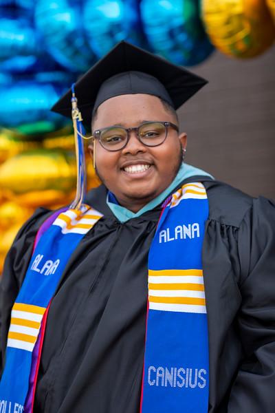 Canisius College Grad Commencement 2021