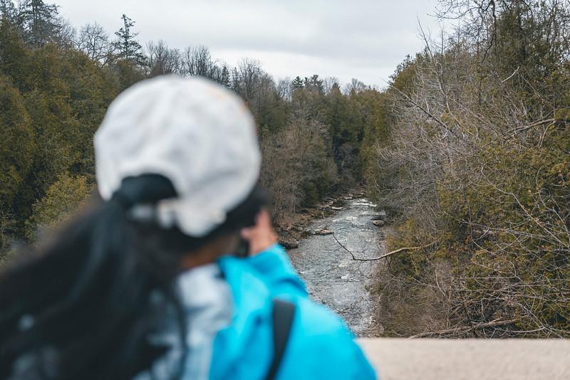 The Trip Shed Hiking Elora Gorge
