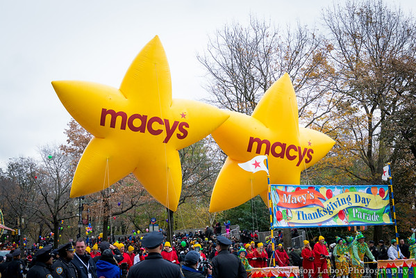 Macy's Thanksgiving Day Parade 11/27/14