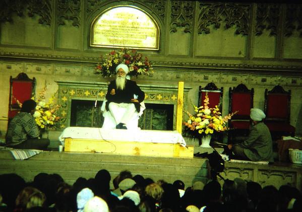 Sant Ji 1988 New York City