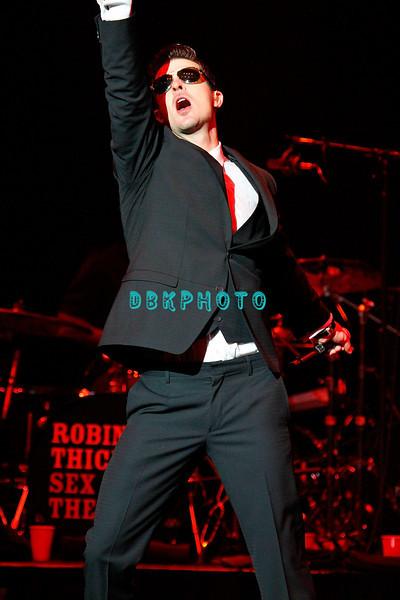DBKphoto / Robin Thicke 01/15/2011