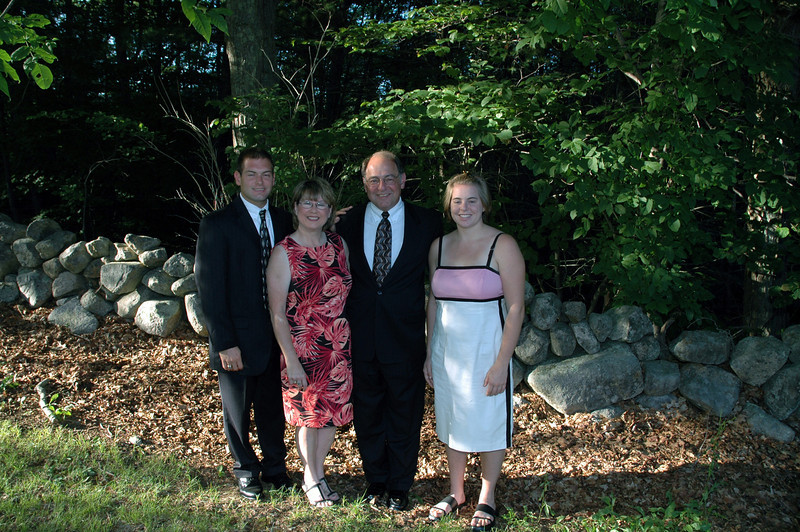Jon Deutsch, Pat Deutsch, Stan Deutsch, Cheryl Deutsch
