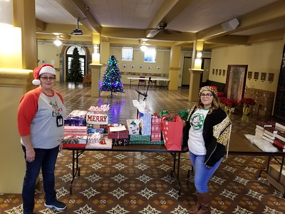 Angel Tree Ministry provides Christmas for children