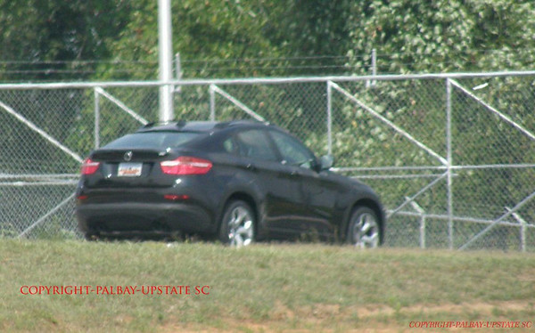 "BMW X6 ""M"" at Performance Center Test Track"