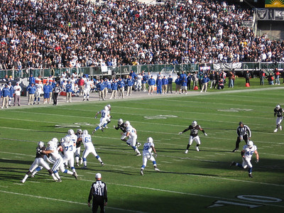 Colts vs Raiders 12-16-2007