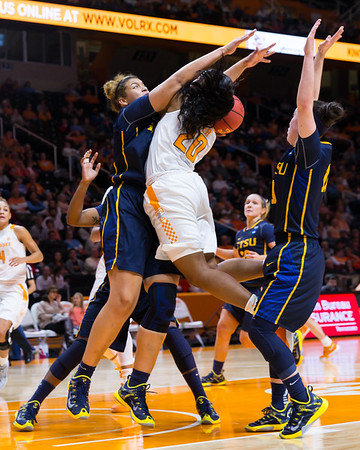 ETSU vs Lady Vols