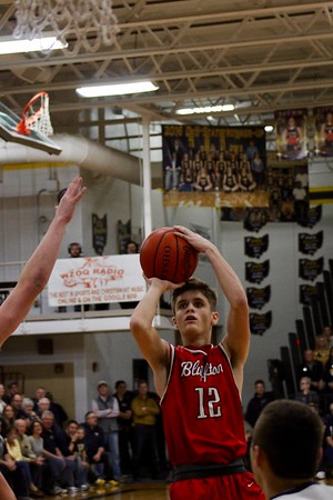 2019-01-05 Boys Basketball at Ottawa Glandorf