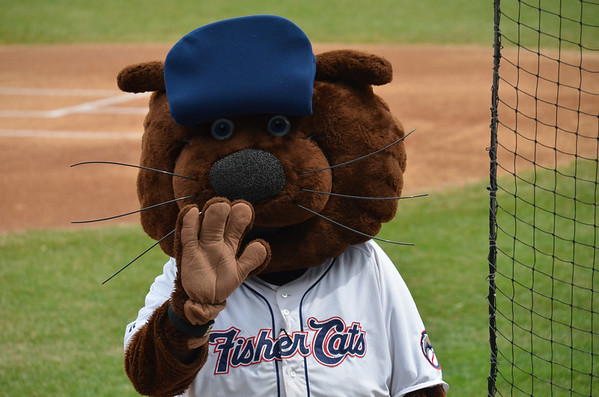 Apr 2013 - NH FisherCats