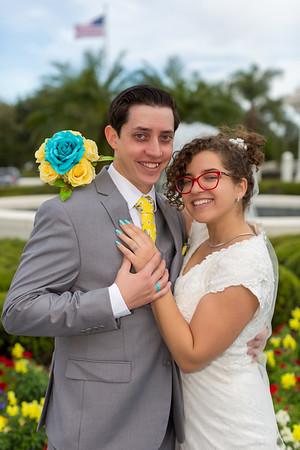 Jordan and Ellen Wedding 12-21-2019